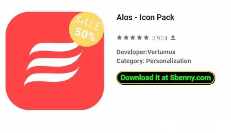 Alos - Pacote de ícones