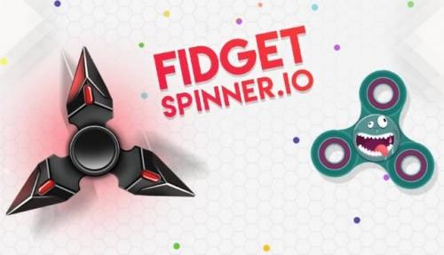 Fidget Spinner .io Game + MOD