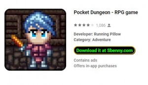 Pocket Dungeon - игра RPG + MOD