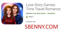 Love Story Games: романтика путешествий во времени + MOD