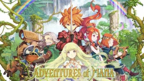 Adventures of Mana + MOD