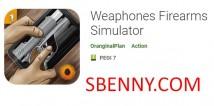 Simulador de armas de fogo Weaphones