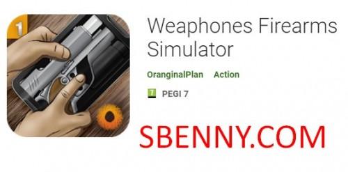 Simulador de armas de fuego