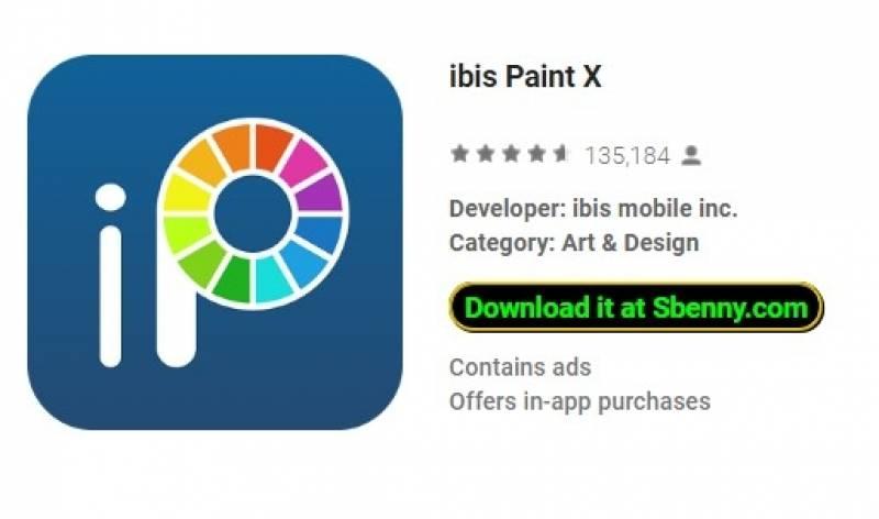 ibis Paint X + MOD