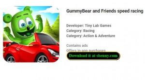 GummyBear и Friends speed racing + MOD