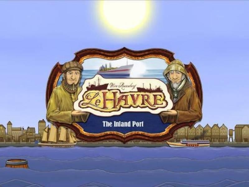 Le Havre: Il-Port Interni