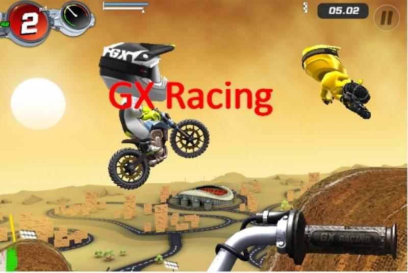 GX Corrida + MOD