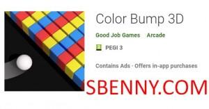 Color Bump 3D + MOD