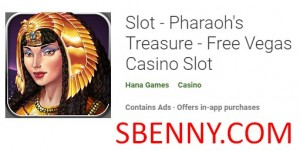 Tragamonedas - Pharaoh's Treasure - Tragamonedas gratis Vegas Casino + MOD