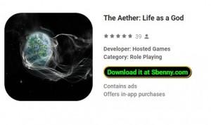 The Aether: a vida como Deus + MOD