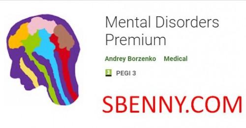 Prime aux troubles mentaux