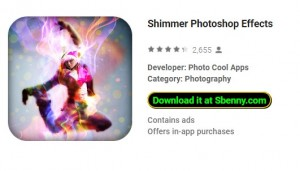 Shimmer Photoshop Effects + MOD