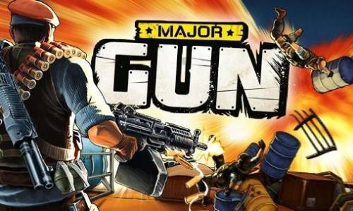Major GUN FPS endless shooter + MOD
