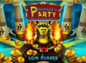 Partito del faraone: Coin Pusher + MOD