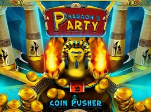 Pharaoh's Party: Coin Pusher + MOD