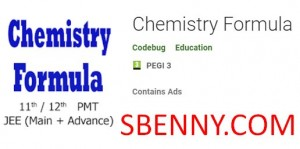 Formule de chimie + MOD