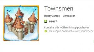 Townsmen + MOD