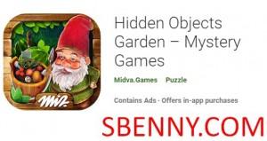 Сад поиска предметов - Тайные игры + MOD