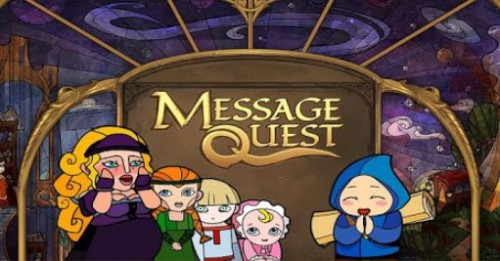 Message Quest - the amazing adventures of Feste + MOD