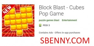 Block Blast - Cubes Pop Game + MOD