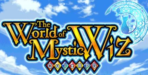 Quiz RPG: World of Mystic Wiz + MOD