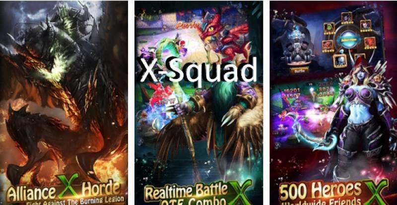 X-Squad + MOD
