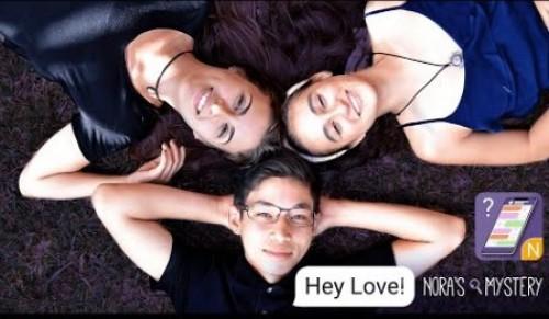 Ħej. Love Nora: Texting Story + MOD
