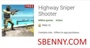 Highway Sniper Shooter + MOD