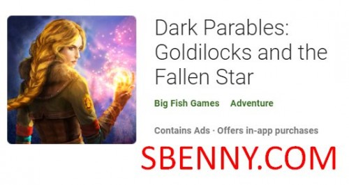Dark Parables: Goldilocks and the Fallen Star + MOD