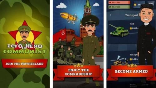 De cero a héroe: comunista + MOD