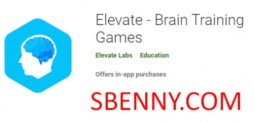 Elevate - Brain Training Games + MOD