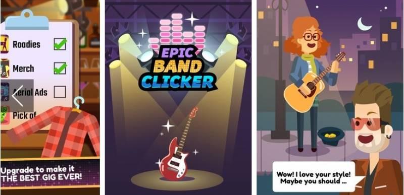 Эпическая диапазона Clicker + MOD