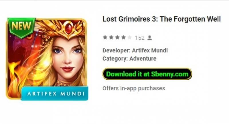 Lost Grimoires 3: Le Puits Oublié + MOD