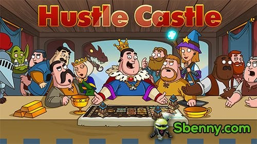 Hustle Castle: Fantasy Kingdom + MOD
