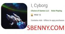 Io, Cyborg + MOD
