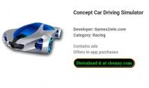 Concept Car Driving Simulator + MOD