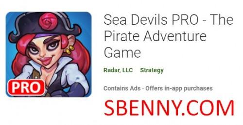 Sea Devils PRO - Das Piraten-Abenteuerspiel