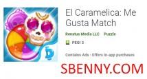 El Caramelica: Me Gusta Match + MOD