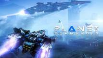 Planet Commander Online: Space ships galaxy game + MOD