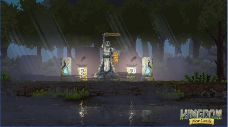 Uni: New Lands