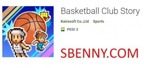 Basketball Club Geschichte + MOD