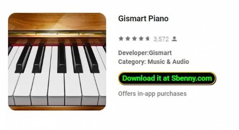 Gismart Klavier
