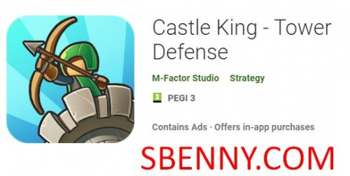 Castle King - Tower Defense + MOD