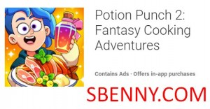Potion Punch 2: Fantasy Cooking Adventures + MOD