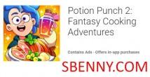 Potion Punch 2: Fantasy-Kochabenteuer + MOD