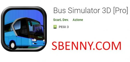 Bus Simulator 3D (Pro)