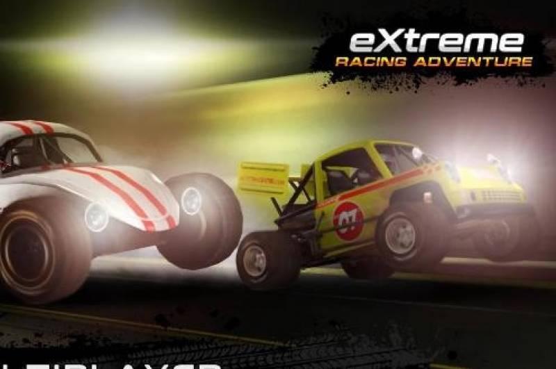 Extreme Racing Adventure + MOD