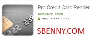 کارت اعتباری کارت خوان NFC
