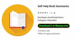 Selbsthilfe-Buchzusammenfassungen