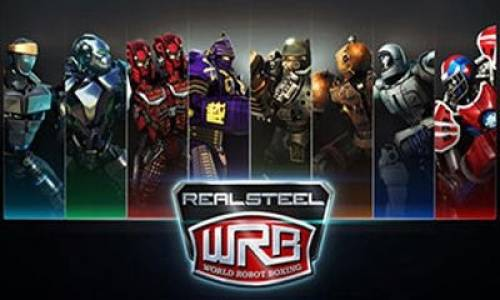 Real Steel World Robot Boxing + MOD